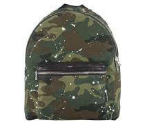 Rucksack im Camouflage-Design  // Canvas Camo