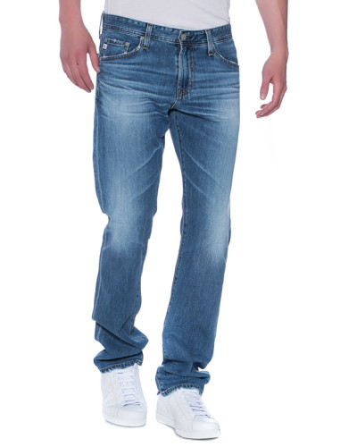 Cleane Straight-Leg Jeans  // The Graduate 13 Years Wind Whipped
