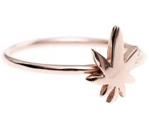 14 Karat Roségold-Ring