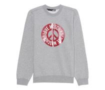 Logo Peace Grey