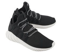 Hi-Top Sneakers aus Mesh  // Tubular Dawn Black