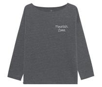 Bedrucktes Oversize Sweatshirt