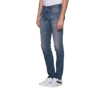 Slim-Fit Jeans im Destroyed-Look