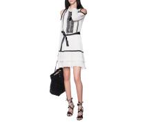Mini-Kleid mit Cut-Outs