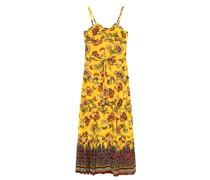 Gemustertes Träger-Kleid