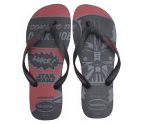 Flip Flops mit Motiv  // Star Wars Black