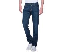 Straight-Leg Jeans  // 688 Straight Navy