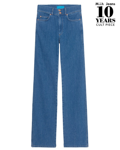 Weite Flare Leg Jeans