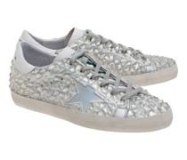 Strukturierter Sneaker  // Superstar Jel Jelly Diamond