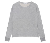 Sweat Round Heather Grey