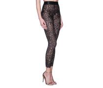 Transparente Hose  // Lace Legging
