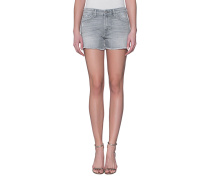 Slouchy Short Cool Grey