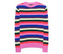 Gestreifter Kaschmir-Pullover  // Stripe Cashmere Multicolor