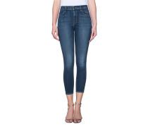 Cleane Skinny-Jeans  // Alana High Rise Mesmeric