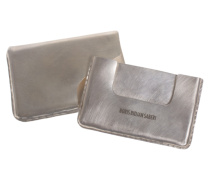 Sterling-Silber Karten-Etui  // Cards Silver