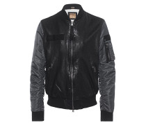Mixed Bomber Black