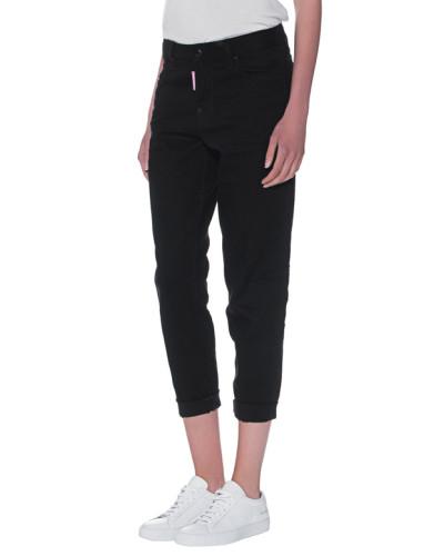 Cleane Boyfriend-Jeans  // Hockney Boyfriend Black