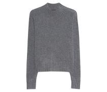 Feinstrick-Pullover aus Kaschmir  // Delanie Grey