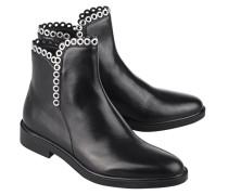 Ankle Boots mit Nieten  // Rochester Ave Black