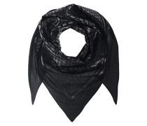 Dreieckiger Kaschmir-Schal  // Triangle Neo Black Foil