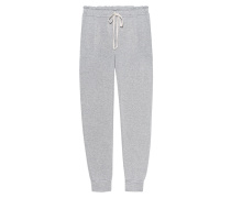 Modal-Mix Sweatpants  // Jogger Soft Heather Grey