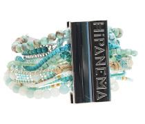 Handgemachtes Armband  // Aqua Blue