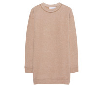 Oversized Feinstrickpullover  // Fine Knit Camel