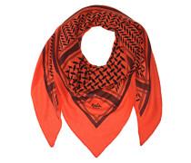 Kaschmir-Schal mit Print