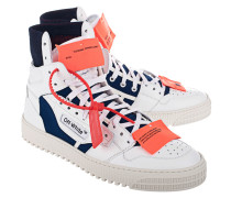 High-Top Sneaker  // Low 3.0 Blue White