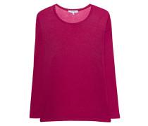 Lockeres Longsleeve  // Trellebo Magenta Purple