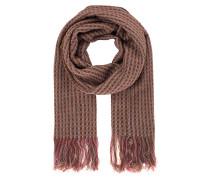 Woll-Schal mit Fransen