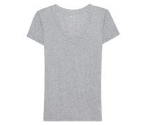 Baumwoll-T-Shirt  // Lilith Grey