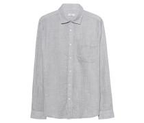 Relaxed Pocket Shirt Grey