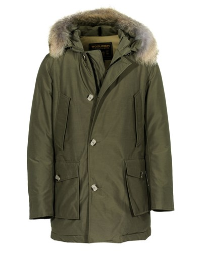 woolrich herren slim arctic parka olive reduziert. Black Bedroom Furniture Sets. Home Design Ideas