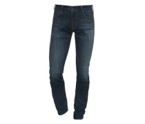 Slim-Fit Jeans im Washed-Out Design