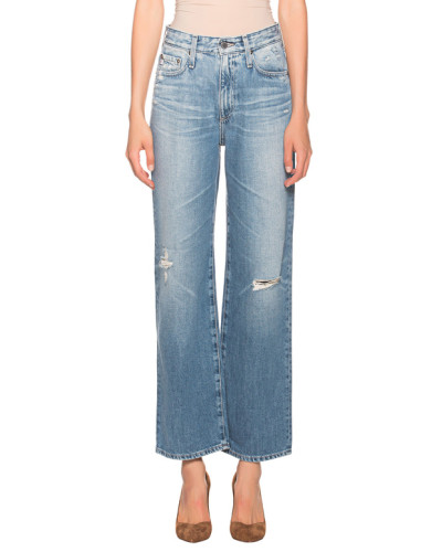 Destroyed Baggy Jeans