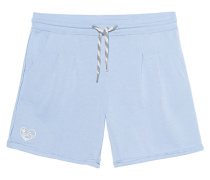 Kurze Sweat-Hose  // Gianni Skyblue