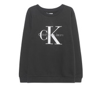 CK Sweat Logo Meteorite