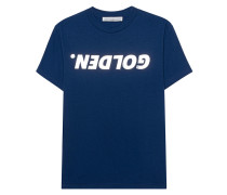 Baumwoll-T-Shirt mit Print