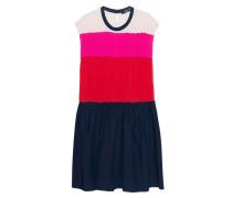 Seiden-Mix-Kleid  // 3 Layers Multicolor