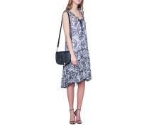 Kleid mit Python-Muster  // Phyton Volant Multicolor