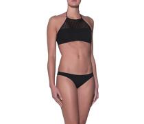 Bikini mit Cutouts  // Barbados Black
