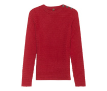 Woll-Kaschmir-Pullover  // Sweater Tomato