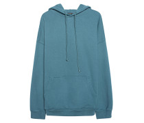 Oversize-Hoodie  // Single Layer Petrol