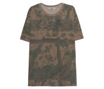 T-Shirt mit Tarnmuster  // Shirt Forest