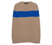Kaschmir-Feinstrick-Pullover