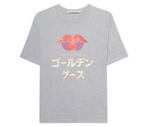 T-Shirt mit Print  // Grace Grey