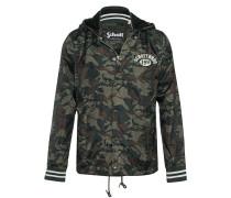 Jacke im Camouflage-Design