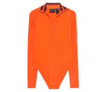 Body mit Reißverschluss  // Zip Suit Orange