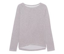 Raglan Sweat Light Brown
